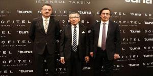 Sofitel İstanbul Taksim kapılarını açtı