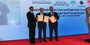 İslam Kalkınma Bankasından Türkiye raylı sistemine destek