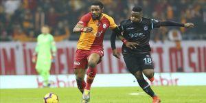 Galatasaray, Trabzon deplasmanında