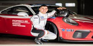 Porsche'nin 2020 Genç Sürücüsü Seçildi
