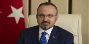 AK Parti Grup Başkanvekili Turan: 2020 bütçesi harcama değil, yatırım bütçesidir