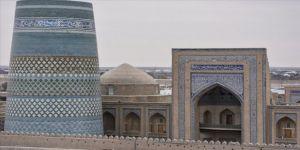 Özbekistan'ın Hive şehri 2020 Türk Dünyası Kültür Başkenti seçildi