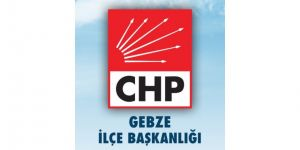 CHP Gebze'nin kongre tarihi belli oldu