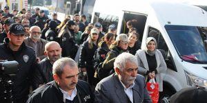 Darıca, Gebze, Çayırova ,HDP yöneticileri gözaltına alındı