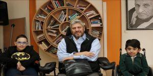 Engelli çocukların hayal dünyaları okurla buluşacak