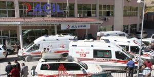 Hakkari'de silah kazasında yaralanan asker şehit oldu