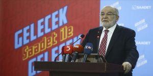 Saadet Partisi Genel Başkanı Karamollaoğlu: Asgari ücretin yoksulluk sınırında olması gerekir