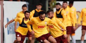 Galatasaray, Aytemiz Alanyaspor maçı hazırlıklarına başladı