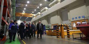 Bakan Varank: Tataristan'daki firmalarımız Türkiye'nin ihracatına büyük katkı sağlıyor