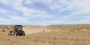 Çiftçiye ekonomik ve verimli üretim için 'toprak analizi reçetesi' önerisi