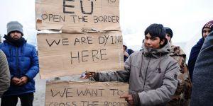 Umuda yolculuğun göçmen çocukları