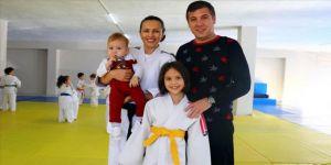 Judo, aile sporları oldu