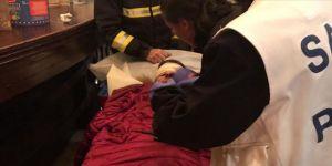 Fransız polisinin AA foto muhabiri Yalçın'ı yaralamasına tepkiler sürüyor