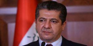 """IKBY Başbakanı Barzani: """"Komşu ülkelerle dengeli ilişki kurmayı hedefliyoruz"""""""