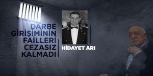 Edirne'de zırhlı aracı kışladan çıkartan darbeci Arı'ya müebbet hapis cezası verildi
