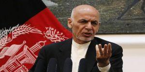 Gani: Taliban ile görüşmeler Afganistan'da siyasi çözümün anahtarı olacak