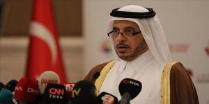 Katar Emiri KİK Zirvesi için Başbakan'ı görevlendirdi