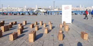 Üsküdar'da 10 Aralık Dünya İnsan Hakları Günü farkındalık etkinliği düzenlendi