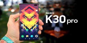Redmi K30 Ön Tanıtımı Yapıldı