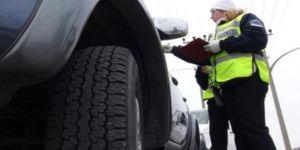 Sürücülere 1 haftada 1 milyon 88 bin 750 TL ceza kesildi