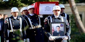 Şehit Astsubay Üstçavuş Esma Çevik son yolculuğuna uğurlanıyor