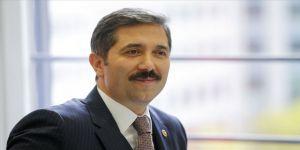 AK Parti'li Sırakaya'dan banka ve GSM operatörlerine 'Mavi Kart' çağrısı: