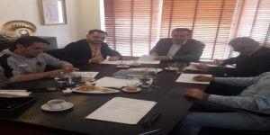 Nakliyat-İş Sendikası Gebze Şubesi'ne bağlı Mc Paketlemede toplu iş sözleşmesi imzalandı
