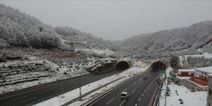 Bolu Dağı Tüneli, teknik kontrol nedeniyle trafiğe kapatıldı