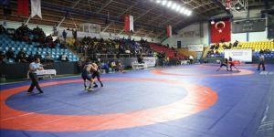 Türkiye Güreş Şampiyonası heyecanı başkentte yaşanacak