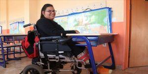Engelli Yasemin için eğitim seferberliği