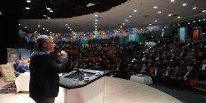 AKP danışma meclislerinde 2 ilçede tarih değişti !