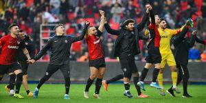 Gaziantep FK evinde 92 gün sonra kazandı