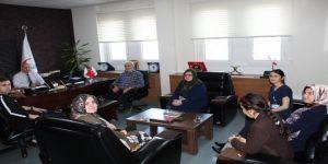 Farabi'de Refakatçi Toplantıların 101'incisi Yapıldı