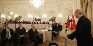 Cumhurbaşkanı Erdoğan: PKK tarihinin en ağır darbelerini alıyor