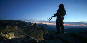 Mardin'in Derik ilçesi kırsalında 4 terörist etkisiz hale getirildi
