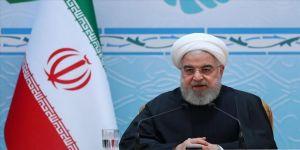 İran Cumhurbaşkanı Ruhani: ABD'nin yasa dışı yaptırımları devam etmeyecek