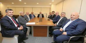 Büyükşehir ile 3 ilçe belediyesi altyapı protokolü imzaladı