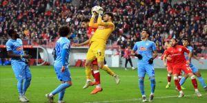 Ziraat Türkiye Kupası 5. turunda Çaykur Rizespor son 16 turuna yükseldi