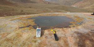 Hakkari'nin jeotermal potansiyeli belirleniyor