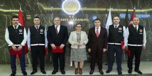 İstanbul'da rekor uyuşturucu ele geçiren 'KİM' ekibine ödül