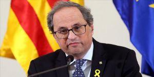 Ayrılıkçı Katalan siyasetçilere Avrupa'dan iyi İspanya'dan kötü haber