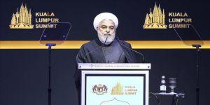 İran Cumhurbaşkanı Ruhani: Yaptırımlar ABD'nin hegemonik planlarını sürdürme aracı haline geldi