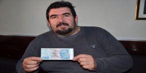 100 lirayı, 100 bin liradan satışa çıkardı