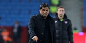 Trabzonspor Teknik Direktörü Karaman: Özellikle ikinci yarı daha derli toplu oynadık