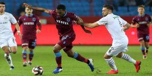 Ziraat Türkiye Kupası'nda Trabzonspor son 16 turuna yükseldi