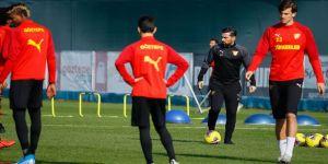 Göztepe Süper Lig'de Galatasaray'ı konuk edecek
