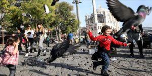 Marmara Bölgesi'nde sıcaklık mevsim normalleri üzerinde olacak