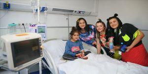 Kalp nakli ile hayata tutundular, organ bekleyen çocuklara umut oldular