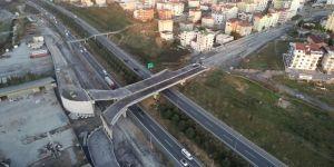 Tuzla Şifa – Çayırova bağlantı köprüsünde çalışmalar hızla sürüyor