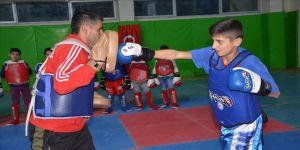Balkan şampiyonu Hakkarili Birhat'ın hedefi Avrupa şampiyonası